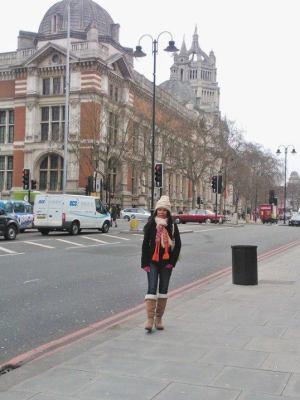 Keown: Kensington, London, England