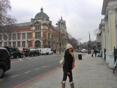 Keown, Kensington, London