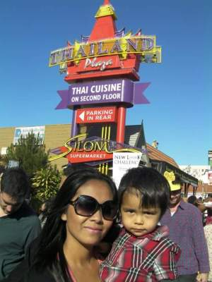 Los Angeles - Thai Town