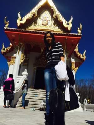 Thai Temple in Pennsylvania