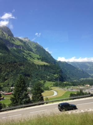 Near Bern