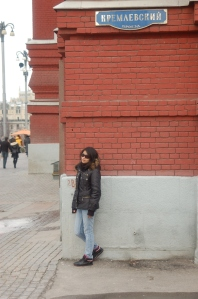 Thai People Abroad Khun Dee Dee in Moscow , Russia