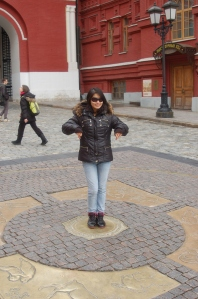 Thai People Abroad Khun Dee Dee in Moscow