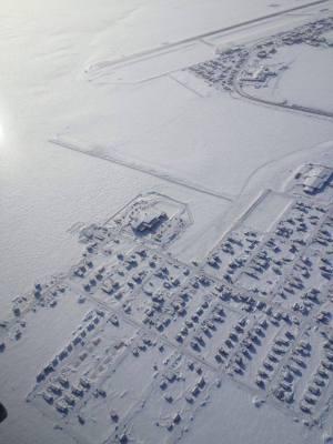 หมู่บ้านของเมืองที่อยู่ - บาร์โรว์
