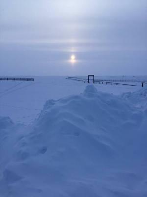 Eskimo housing