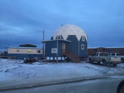 บ้านคนเอสกิโม