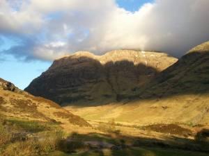 สก๊อตแลนด์ (Glen Coe, Scotland)