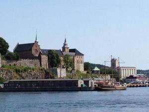 Akershus Fortress ป้อมปราการ Oslo