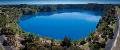 The Blue Lake, Mount Gambier