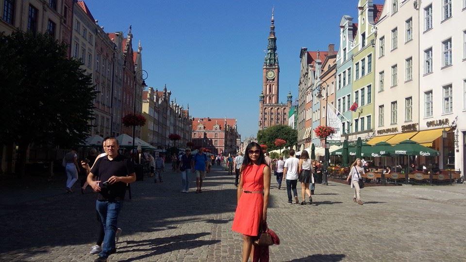 ท่องเที่ยวในประเทศโปแลนด์ที่แสนสวยงาม 8 คืน 10 วัน