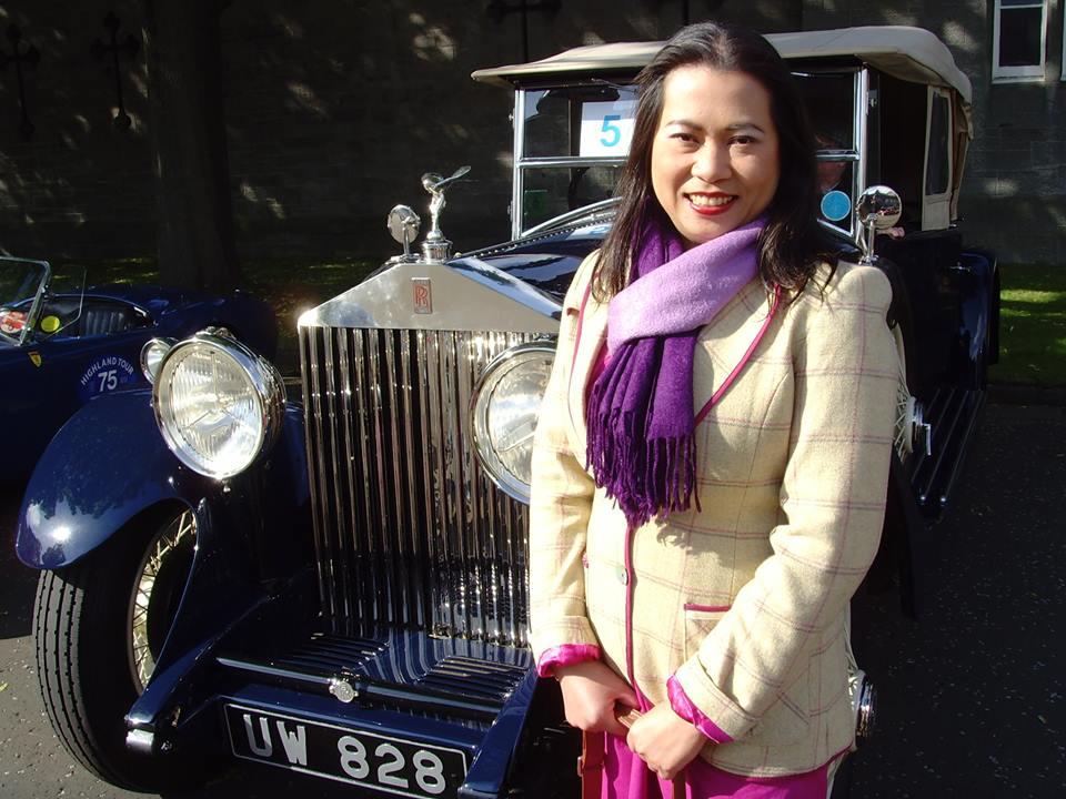 Thais Abroad: Living in Edinburgh, Scotland (Part 1)