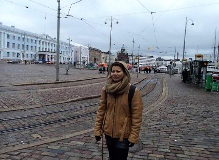 การทำงานและหาความรักในประเทศฟินแลนด์