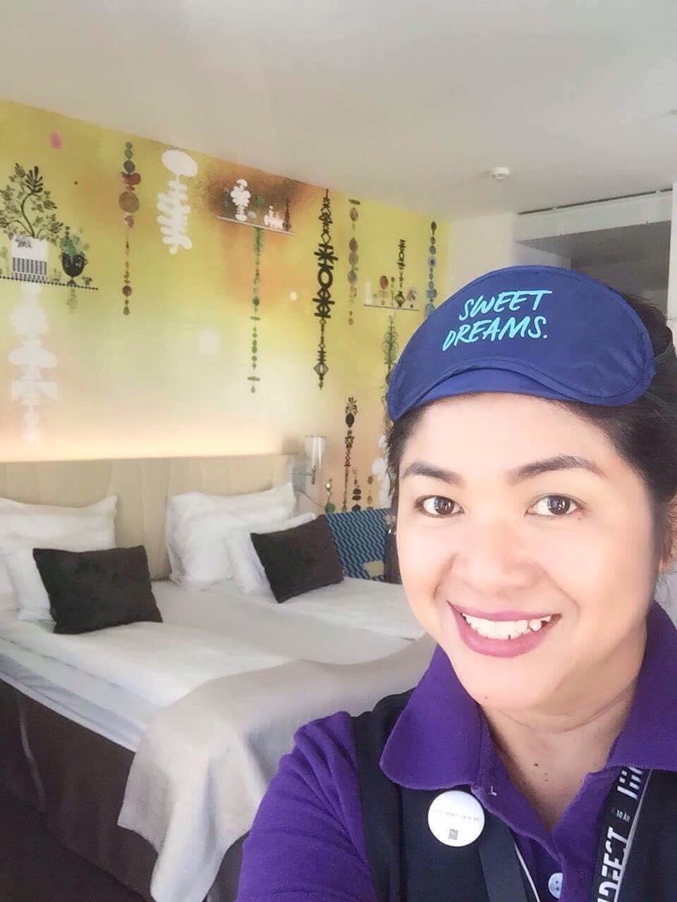 จากข้าราชการจากไทยผันชีวิตมาเป็นแม่บ้านโรงแรมที่นอร์เวย์