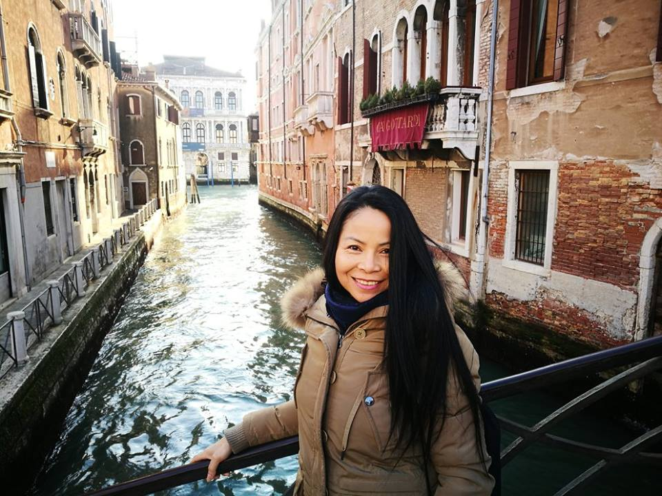 Thai Women Living Abroad – Venice, Italy