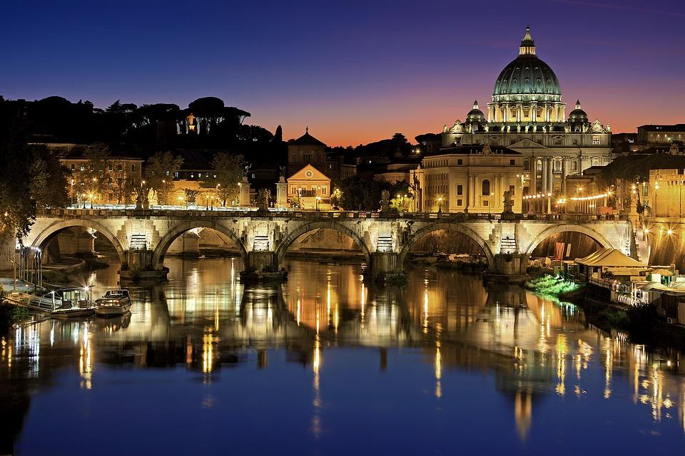 คนไทยในอิตาลี การใช้ชีวิตในกรุงโรม